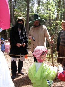 Loupežníci - Pohádkový les na Drábovně